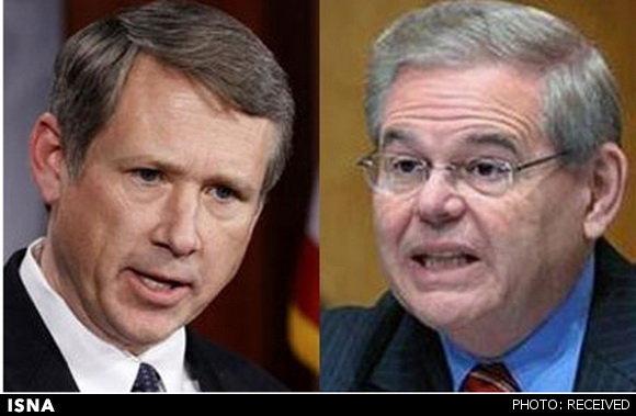 دو سناتور امریکا