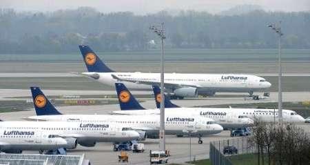 کارکنان خطوط هوایی آلمان به اعتصاب خود پایان دادند