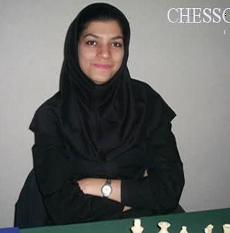 پورکاشیان نایب قهرمان شطرنج بانوان آسیا شد،  قائم مقامی برنز گرفت