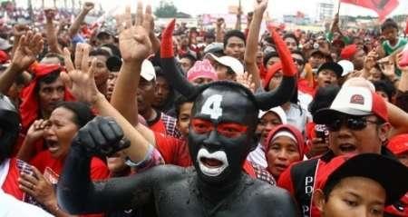 سه کشته؛ انتخابات خونین در انتظار اندونزی