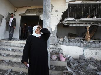زخمی شدن دو فلسطینی در حمله رژیم صهیونیستی به غزه