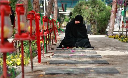 تصاویر / ۱۳ جمادی الثانی روز مادران شهدا