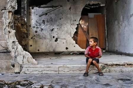 بان کیمون: خشونتها سوریه را به نابودی کشانده است