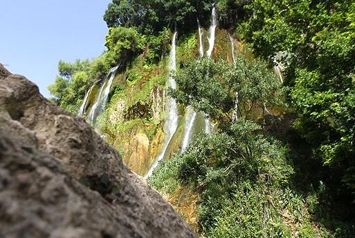 آشنایی با آبشارهای استان لرستان