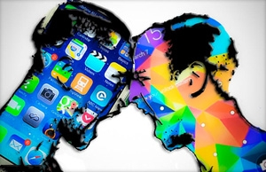 اپل و گوگل