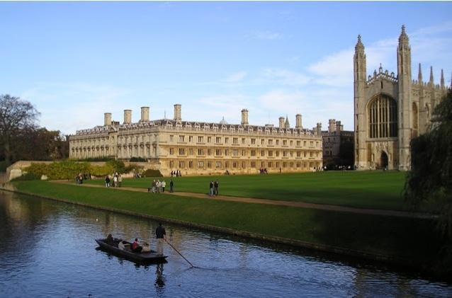کمپس دانشگاه کمبریج