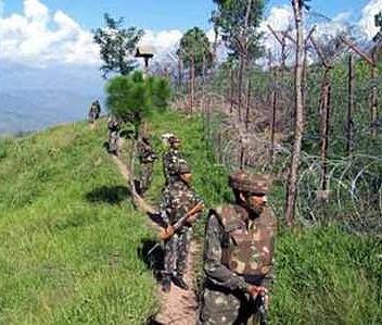 درگیری هند و پاکستان
