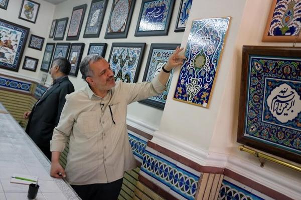 دومین برنامه کشف تهران احمد مسجد جامعی در سال ۹۳