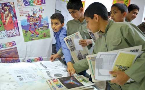 روزنامهنگاران کودک و نوجوان در سارى