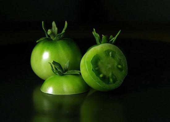 تقویت عضلات با گوجهفرنگی سبز