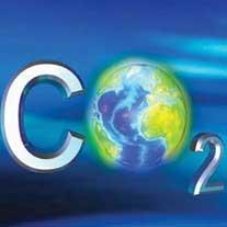 بیشترین میزان دی اکسید کربن در اتمسفر
