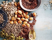 شاهدانه، کنجد و تخمه آفتابگردان: دانه دانه سلامتی