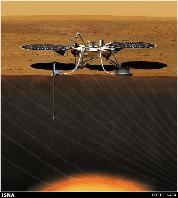 ساخت مریخ نورد جدید ناسا آغز شد