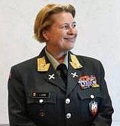 یک زن نروژی فرمانده نیروهای حافظ صلح شد
