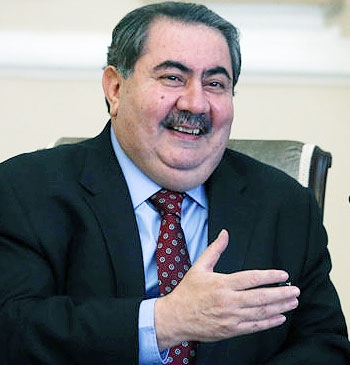 هوشیار زیباری در آستانه ریاستجمهوری عراق