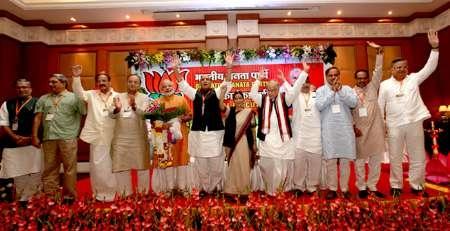 تازه ترین خبرازشمارش آرا انتخابات هند؛ شادی زودهنگام در اردوگاه مخالفان