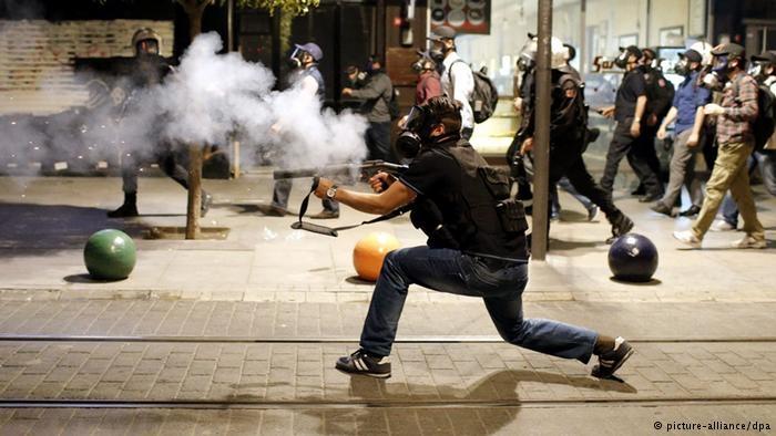 یک کشته در درگیری میان پلیس ترکیه و معترضان