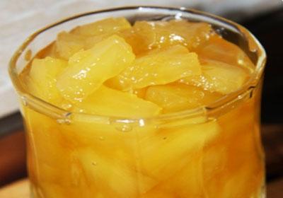آشنایی با روش تهیه مربای آناناس