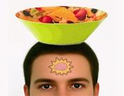 آشنایی با غذاهایی برای تقویت مغز در امتحانات