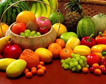 پیشگیری از سکته مغزی با مصرف میوه و سبزی
