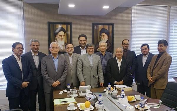 وزیر فرهنگ و ارشاد اسلامی در دیدار با جمعی از فعلان روابط عمومی