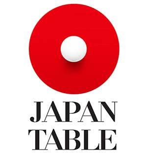 لوگوی مسابقات پینگ پونگ ژاپن