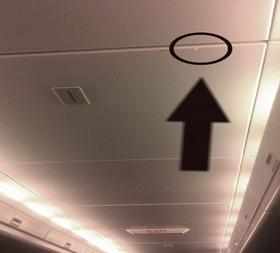 ۴۵ دقیقه که تاخیر نیست/ ایزوگام سقف هواپیما مشکل داشت