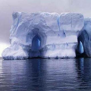 سرعت دو برابری ذوب یخهای قطب جنوب