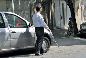 معابر سازی برای معلولین