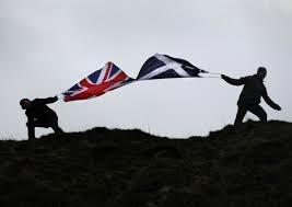 شمارش معکوس برای همهپرسی استقلال در اسکاتلند