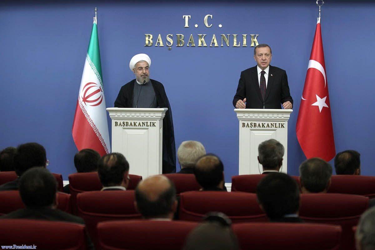 روحانی: گسترش تعاملات اقتصادی ایران و ترکیه، موتور محرک اقتصاد منطقه است
