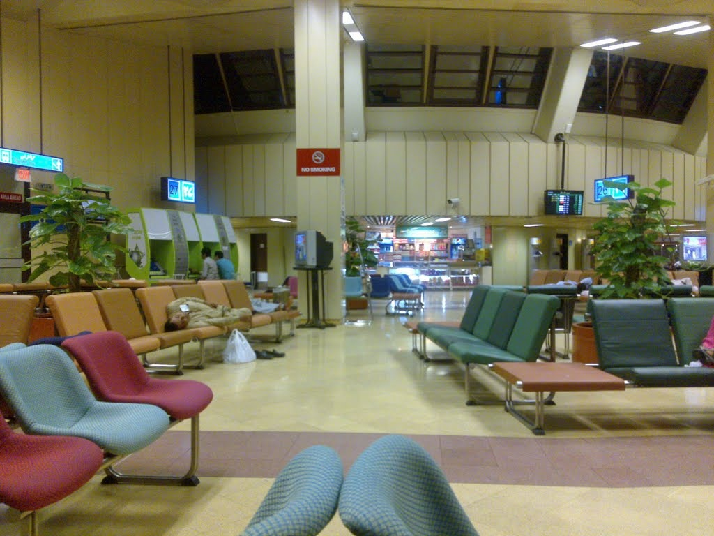 آشنایی با فرودگاه بینالمللی جناح کراچی