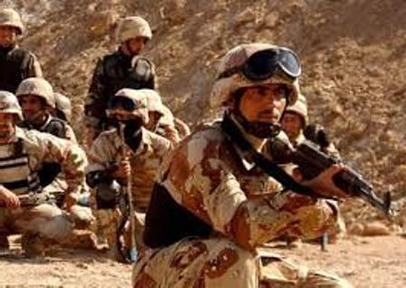 درگیری عراق با گروه داعش