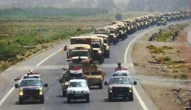 جنگ عراق با تروریست های داعش