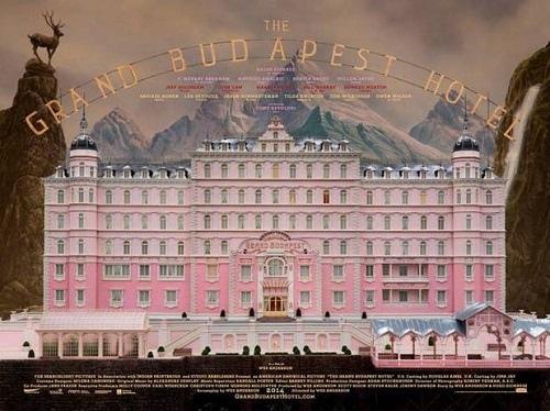 مجموعه تصاویر فیلم هتل بزرگ بوداپست