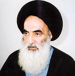 آیتالله سیستانی علیه داعش اعلام جهاد کرد