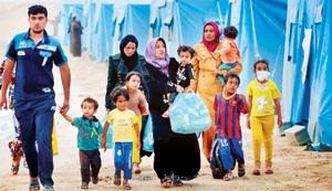 سازمان ملل با  اشاره به جنایتهای داعش در مناطق تحت تصرفش از آواره شدن دهها هزار عراقی از خانه و کا