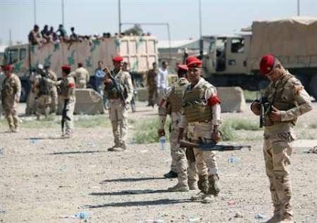 ارتش عراق ابتکار عمل را در رویارویی با تروریست ها به دست آورده است