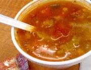 یک سوپ چربی سوز