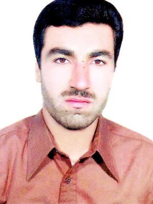 استوار نیروی انتظامی که حسین عسگری