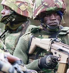 بازداشت تعداد بسیاری متهم پس از حملات در کنیا