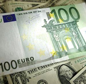 افزایش ارزش یورو در برابر دلار؛ گزارش رویترز از بازار ارز اروپا