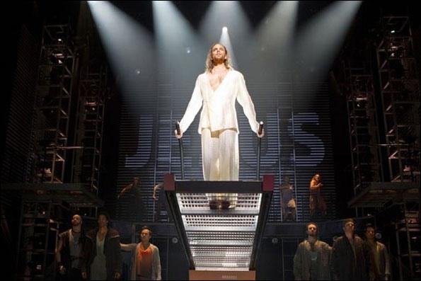 تئاتر آمریکا در ارائه تصویر مسیح شکست خورد