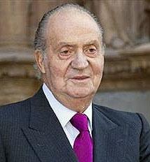 پادشاه اسپانیا قدرت را واگذار می کند