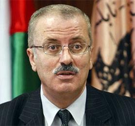 دولت جدید فلسطین به ریاست رامی الحمدالله سوگند خورد