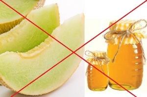 آیا خوردن خربزه با عسل منجر به مرگ میشود؟