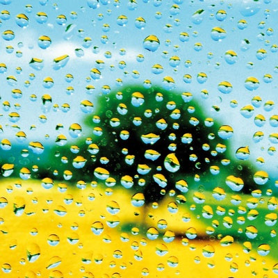 آفتابیشدن در باران