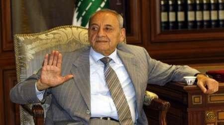 نبیه بری: لبنان به گورستان تندروها تبدیل می شود