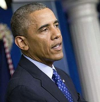 اوباما اختصاص ۵۰۰ میلیون دلار به شورشیان سوری را خواستار شد