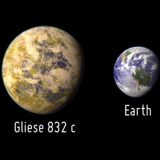 سیارهای دیگر در جمع سیارههای شبیه زمین